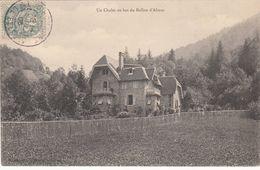 CP , 90 , LEPUIX , Un Chalet Au Bas Du Ballon D'Alsace - Other Municipalities