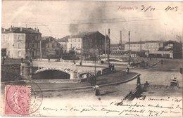 FR11 NARBONNE  - 12 - Précurseur - Les Trois Ponts - Animée - Belle - Narbonne