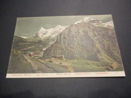 CP Panorama Murren - BE Berne