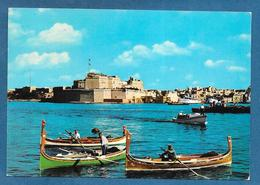 MALTA THE DGHAJSA MAN 1972 - Malta