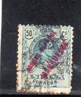 MAROC 1909-14 O - Maroc Espagnol