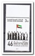 U.A.E. 2017, Postfris MNH, Spirit Of The Union - United Arab Emirates