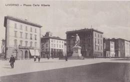 LIVORNO - Piazza Carlo Alberto - Livorno