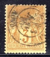 "N° 86a Oblitéré ""NORD"" (Sage) EXTRA: COTE= 60 € - 1876-1898 Sage (Type II)"