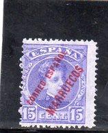 MAROC 1903-9 * - Marocco Spagnolo