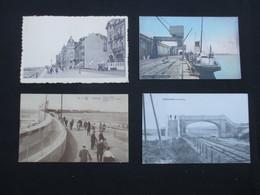 LOT 45 CP BELGIQUE (L03) ZEEBRUGGE (11 Vues) Beau Lot à Voir Toutes Les Cartes Scannées - Zeebrugge