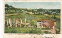 U.490.  Dintorni Di Salsomaggiore - Cento Pozzi - 1905 - Italië