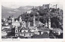 AK Salzburg Vom Mönchsberg - Ca. 1940 (36268) - Salzburg Stadt
