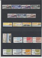 Malte - Malta Poste Aérienne - Air Mail  1974 - 1978 - 1984    *** MNH - Malte