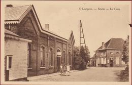 Loppem Statie Station La Gare Geanimeerd (In Zeer Goede Staat) Zedelgem - Zedelgem