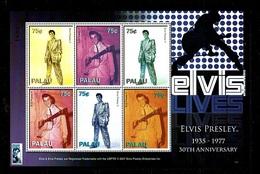 Palau 2007 Sc # Bf 874  MNH **  Elvis Presley - Palau