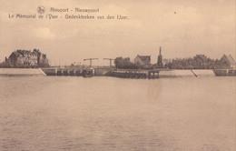 Nieuwpoort Nieuport Le Mémorial De L'Yser Gedenkteeken Van Den Ijzer - Nieuwpoort