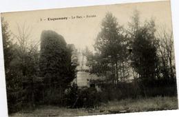 Dt 60 ESQUENNOY - Le Parc - Ruines - France
