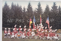 CPSM BROUVELIEURES 88 MAJORETTES PASTOURELLES DE LA FORET - Brouvelieures