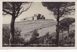 Postcard Sant Llorenc Del Munt La Mola Antic Cenobi Romanic My Ref  B12424 - Other