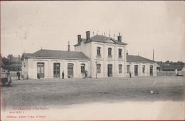 Geraardsbergen Grammont 1908 La Station Statie La Gare Edit. Albert Sugg Serie Nr. 1 (In Zeer Goede Staat) - Geraardsbergen