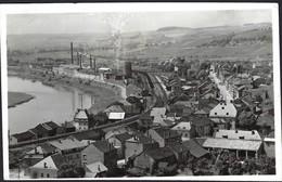 Wasserbillig - Panorama, Anc.Manufacture Cerabati, Carte-Photo Ancienne (2scans) - Cartes Postales