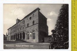 1963 RIPATRANSONE Palazzo Del Podestà FG V See 2 Scans - Italia