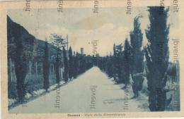 GEMONA  (UDINE) -  Viale Della Rimembranza (1942) - Udine