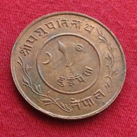 Nepal 2 Paisa 1941 /1998/ Km# 709 #2 Wºº - Nepal