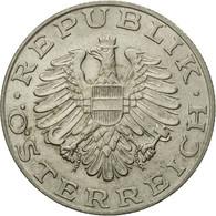 Monnaie, Autriche, 10 Schilling, 1976, TTB+, Copper-Nickel Plated Nickel - Autriche