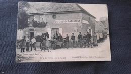 CPA 41 Averdon - Café Du Bon Laboureur - Other Municipalities