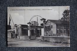 La DOUA VILLEURBANNE - 75 ème Régiment D'Artillerie, Entrée Du Quartier. - Villeurbanne