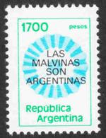 Argentina - Scott #1338 MNH (1) - Argentine