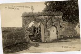 Dt 14 Entrée Du Manoir De Thomas Dunot, Ancien Gouverneur De SAINT-PIERRE-SUR-DIVES Au XVIè Siècle - France