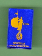 SEVILLE EXPO 92 *** CUIDAD UNIVERSAL *** TGT-01 - Villes