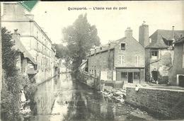 QUIMPERLE  --  L'Isole Vue Du Pont                        --  Hamonic 558 - Quimperlé