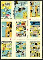 """Mini-récit N° 20 """" LA VIEILLE TIGE """" De M. TILLIEUX - Supplément à Spirou - Non Monté. - Spirou Magazine"""
