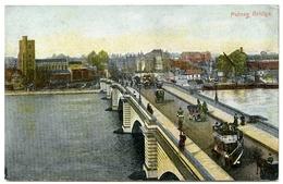 LONDON : PUTNEY BRIDGE - London Suburbs