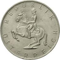 Monnaie, Autriche, 5 Schilling, 1980, TTB, Copper-nickel, KM:2889a - Autriche