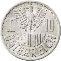 Monnaie, Autriche, 10 Groschen, 1974, Vienna, TTB, Aluminium, KM:2878 - Austria