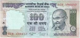 India 100 Rupees 1996, Letra L Pick 91c Ref 1905 - India