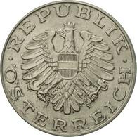 Monnaie, Autriche, 10 Schilling, 1984, TTB+, Copper-Nickel Plated Nickel - Autriche