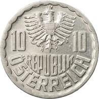 Monnaie, Autriche, 10 Groschen, 1983, Vienna, TTB+, Aluminium, KM:2878 - Autriche
