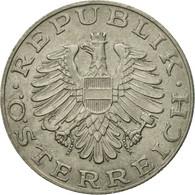 Monnaie, Autriche, 10 Schilling, 1978, TTB+, Copper-Nickel Plated Nickel - Autriche