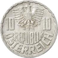 Monnaie, Autriche, 10 Groschen, 1975, Vienna, TTB, Aluminium, KM:2878 - Autriche