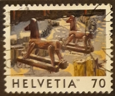 SUIZA 1998 Definitive Issues. USADO - USED. - Suiza