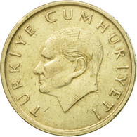 Monnaie, Turquie, 10000 Lira, 10 Bin Lira, 1995, TTB, Copper-Nickel-Zinc - Turquie