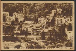 °°° 11486 - ROMANIA - SLANIC MOLDOVA - VEDERE GENERALA - 1957 With Stamps °°° - Romania
