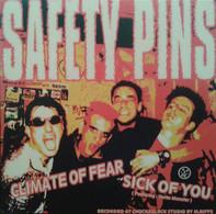 """SAFETY PINS / STUBBORN DAUGHTERS :  Split 7"""" EP 2012 . Punk Rock . Spain . Espagne . MINT / ETAT NEUF - Punk"""