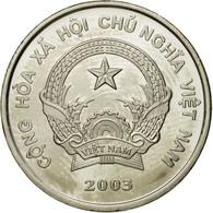Monnaie, Viet Nam, SOCIALIST REPUBLIC, 500 Dông, 2003, Vantaa, SPL, Nickel Clad - Viêt-Nam