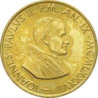 Monnaie, Cité Du Vatican, John Paul II, 20 Lire, 1987, Roma, SPL - Vatican