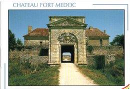 Cussac Fort Medoc Fortifié Par Vauban CPM Ou CPSM - France