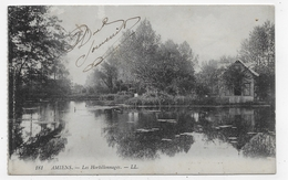 AMIENS - N° 181 - LES HORTILLONNAGES - CPA VOYAGEE - Amiens