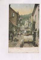 CPA CLOVELLY, HIGH STREET En 1910! (voir Timbre) - Clovelly