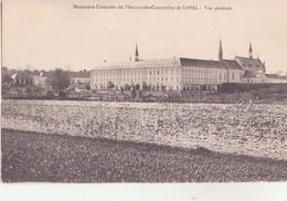CPA -  Monastère Cistercien à L'immaculée Conception De LAVAL Vue Générale - Laval